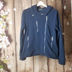 Doublju fleece moto jacket size XL